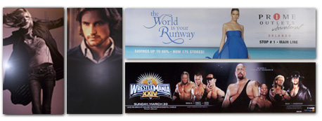 Shadow Graphics Banners, Banner Signs and Banner stands in Orlando, Florida