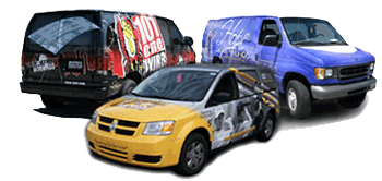 Shadow Graphics Vehicle Wraps: Fleet Graphics