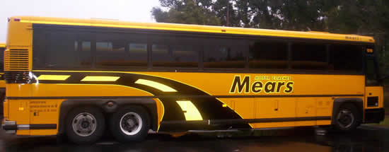 Slide Show Vehicle Wraps Bus And Motor Coach Wraps