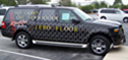 Vehicle Wraps: Ford Explorer Vehicle Wrap for Busch Gardens Tampa Bay.