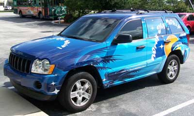 Slide Show Vehicle Wraps Car And Suv Wraps Shadow