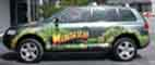Vehicle Wraps: Crossover Vehicle Wrap for Universal Orlando.