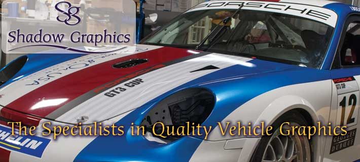 Specialists in Vehicle Wraps