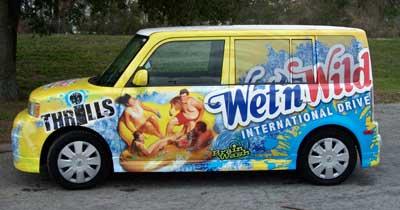 car_wrap_wetnwild_yellow